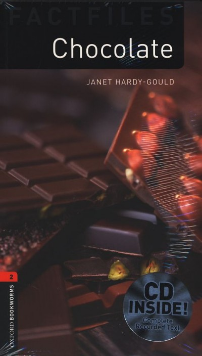 Janet Hardy-Gould - Chocolate - CD Inside