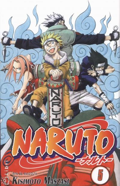 Kisimoto Maszasi - Naruto 5.