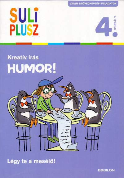 Mán-Várhegyi Réka - Kreatív írás - Humor!