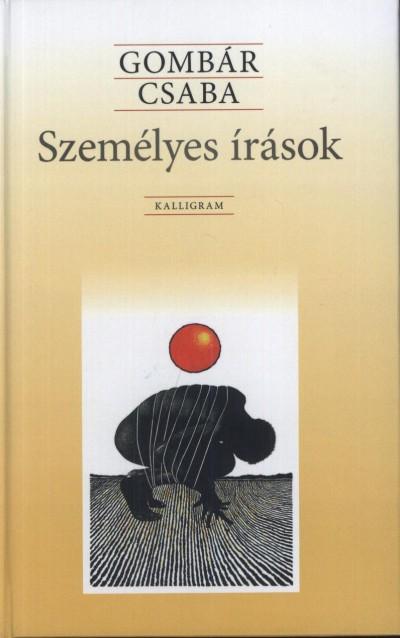 SZEMÉLYES ÍRÁSOK