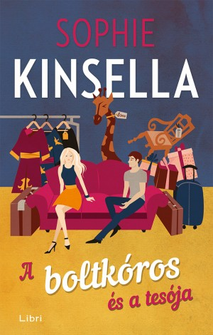 Sophie Kinsella - A boltk�ros �s a tes�ja