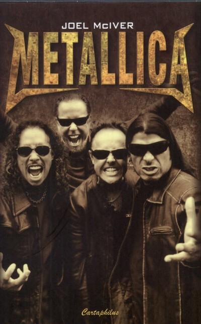 Joel Mciver - Metallica