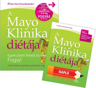 Kevin Kaufman  (Szerk.) - A Mayo Klinika diétája