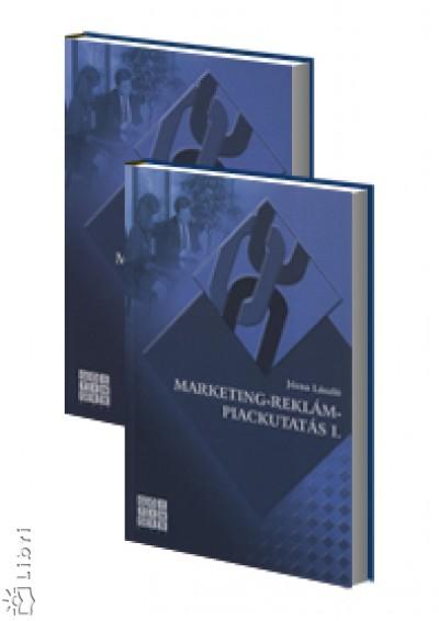 Dr. Józsa László - Marketing - Reklám - Piackutatás I-II.