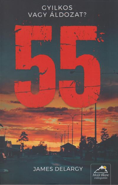 James Delargy - 55 - Gyilkos vagy áldozat?