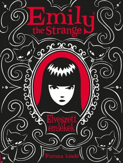 Jessica Gruner - Rob Reger - Emily the Strange: Elveszett emlékek