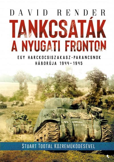 David Render - Tankcsaták a nyugati fronton