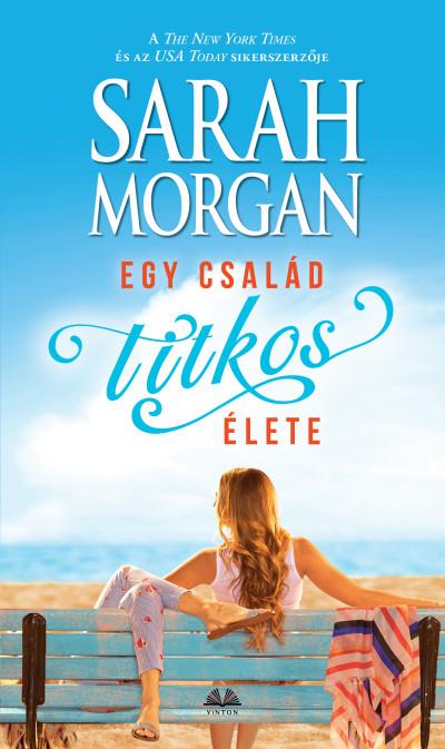Könyv: Egy család titkos élete (Sarah Morgan)