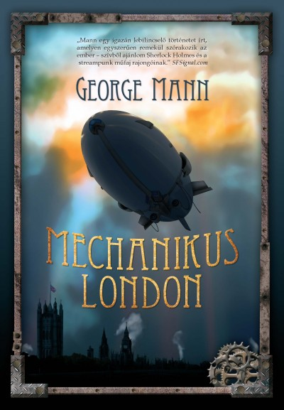 MANN, GEORGE - MECHANIKUS LONDON