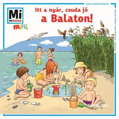 Mán-Várhegyi Réka - Itt a nyár, csuda jó a Balaton!