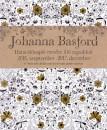 Johanna Basford - Hat�rid�napl� mes�be ill� rajzokkal 2017