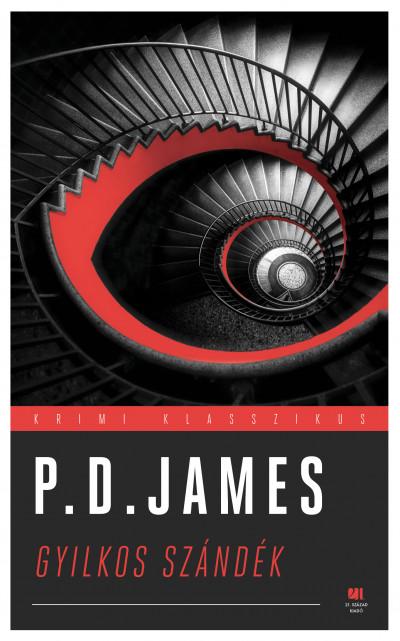 P.D. James - Gyilkos szándék