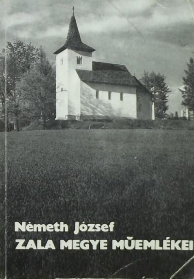 Németh József - Zala megye műemlékei