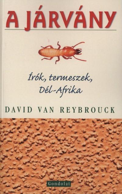 David Van Reybrouck - A járvány