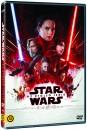 Rian Johnson - Star Wars: Az utolsó jedik - DVD