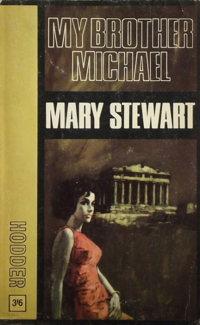 Mary Stewart - My brother Michael