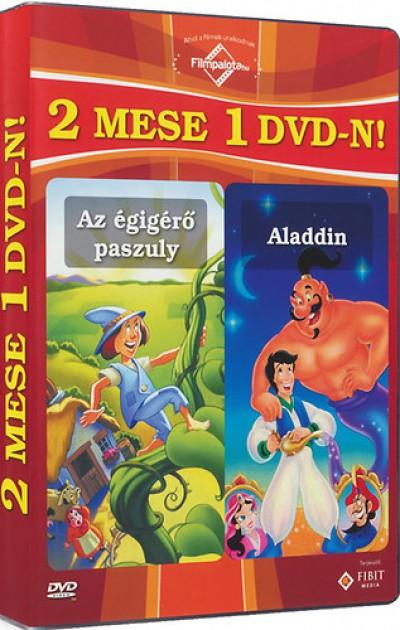 Rajzfilmfigurák - Az égigérő paszuly / Aladdin