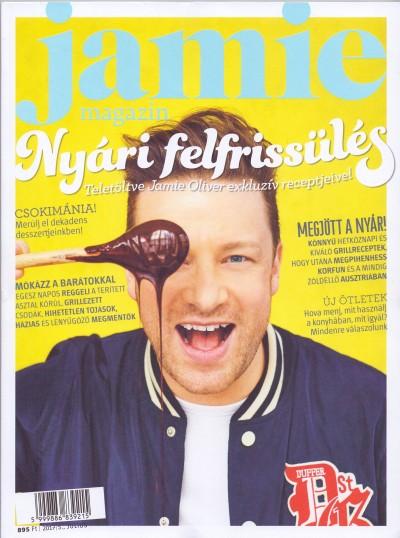 Jamie Oliver - Komlósi Dániel  (Szerk.) - Jamie Magazin 23.