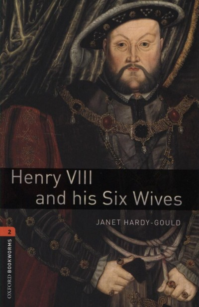 Janet Hardy-Gould - Henry VIII and his Six Wives - CD Inside
