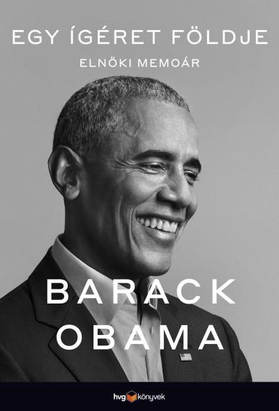 Könyv: Egy ígéret földje (Barack Obama)