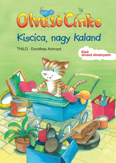 Thilo - Kiscica, nagy kaland