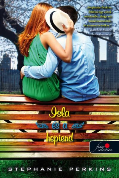 Stephanie Perkins - Isla and the Happily Ever After - Isla és a hepiend - kemény kötés