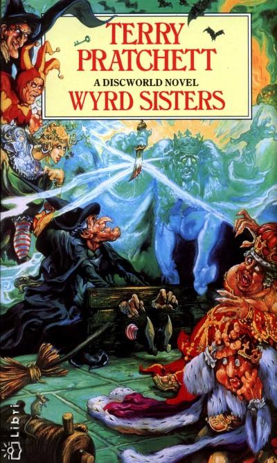 Terry Pratchett - Wyrd sisters