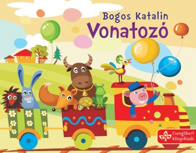 Bogos Katalin - Vonatozó