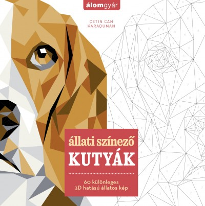 Cetin Can Karaduman - Állati színező - KUTYÁK
