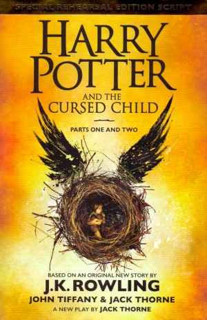 J. K. Rowling - Harry Potter and the Cursed Child
