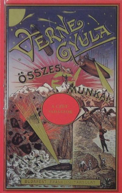 Jules Verne - A czetvadászok
