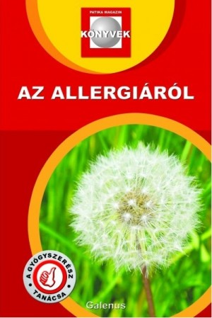 Dr. Szarvash�zi Judit (Szerk.) - Az allergi�r�l