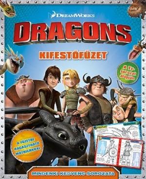 - Dragons - kifest�f�zet matric�kkal