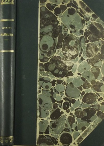 Lucanus Annaeus Marcus - Marcus Annaeus Lucanus Prarsaliája