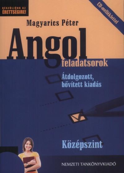 Magyarics Péter - Angol feladatsorok