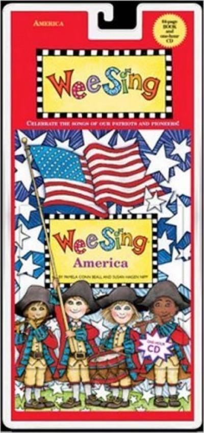 Pamela Conn Beall - Susan Hagen Nipp - Wee Sing America + CD