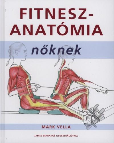 Mark Vella - Fitneszanatómia nőknek