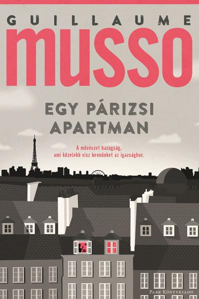 Könyv: Egy párizsi apartman (Guillaume Musso)
