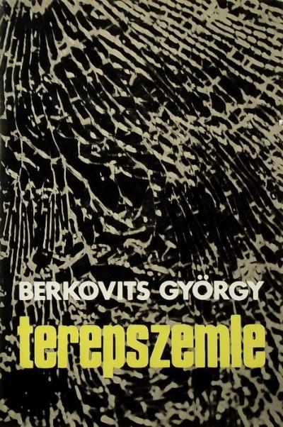 Berkovits György - Terepszemle