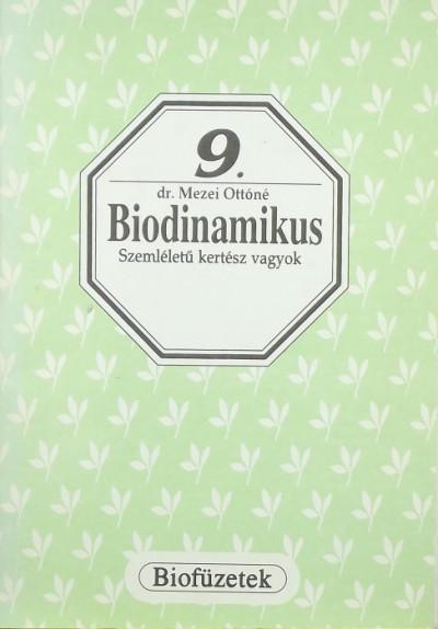 Mezei Ottó - Biodinamikus szemléletű kertész vagyok 9.