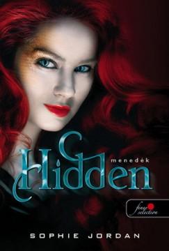Sophie Jordan - Hidden - Menedék - Puhatáblás