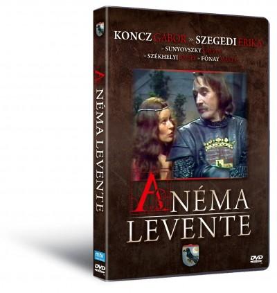 Szőnyi G. Sándor - A Néma Levente - DVD