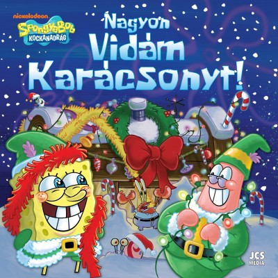 David Lewman - SpongyaBob Kockanadrág - Nagyon Vidám Karácsonyt!