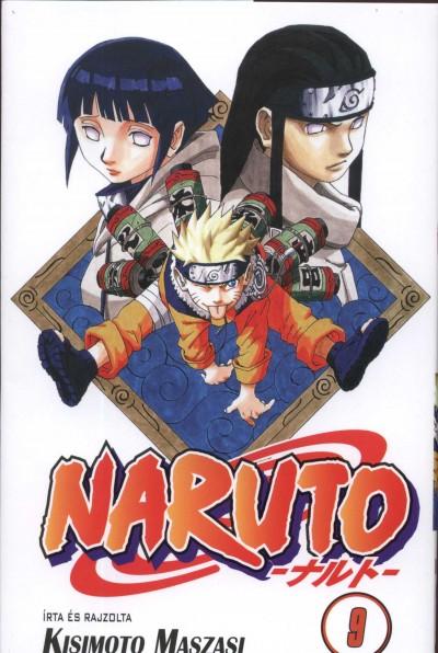 Kisimoto Maszasi - Naruto 9.