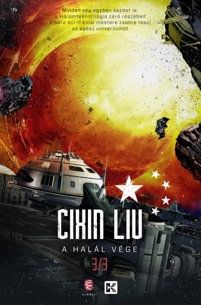 Cixin Liu - A halál vége