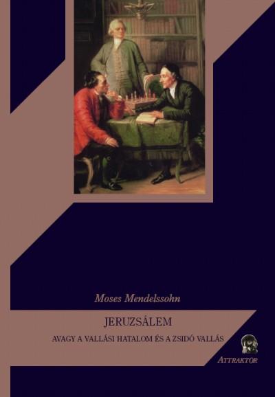 Moses Mendelssohn - Jeruzsálem
