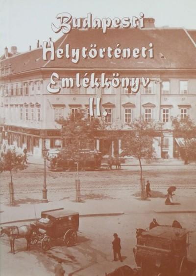 - Budapesti helytörténeti emlékkönyv II.