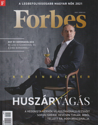 - Forbes - 2021. március