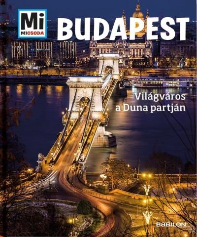 Francz Magdolna - Rozgonyi Sarolta - Budapest - Világváros a Duna partján