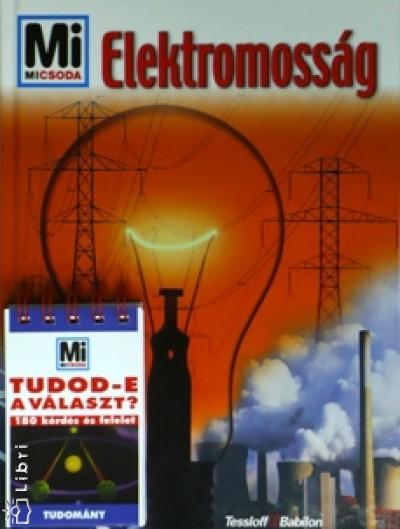 Rainer Köthe - Elektromosság + Tudod-e a választ? Tudomány